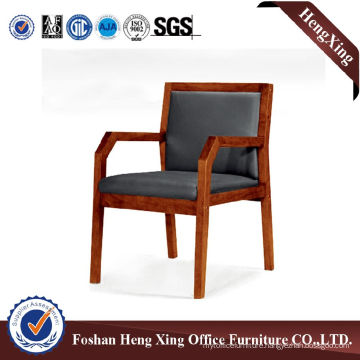 Wooden/Metal Leg Conference Meeting Board Room Office Chair (HX-CF088)