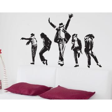 Горячие Продажи Стикер Стены Винила Модный Стиль Водонепроницаемый Винил Съемный Стены Дома Пользовательские Наклейки