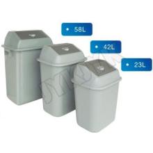 Cubo de basura ABS