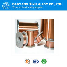 Nickel Based Low Resistivity Alloy Wire (CuNi44)