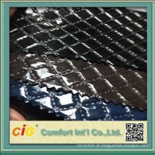 Popular chinês couro sintético para bolsas