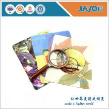 High Quality Microfiber Eyeglass Cleaner Cloth