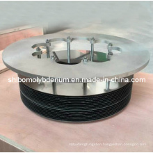 Celebrated Molybdenum/Tungsten Cover Plate for Sapphire Heat Field
