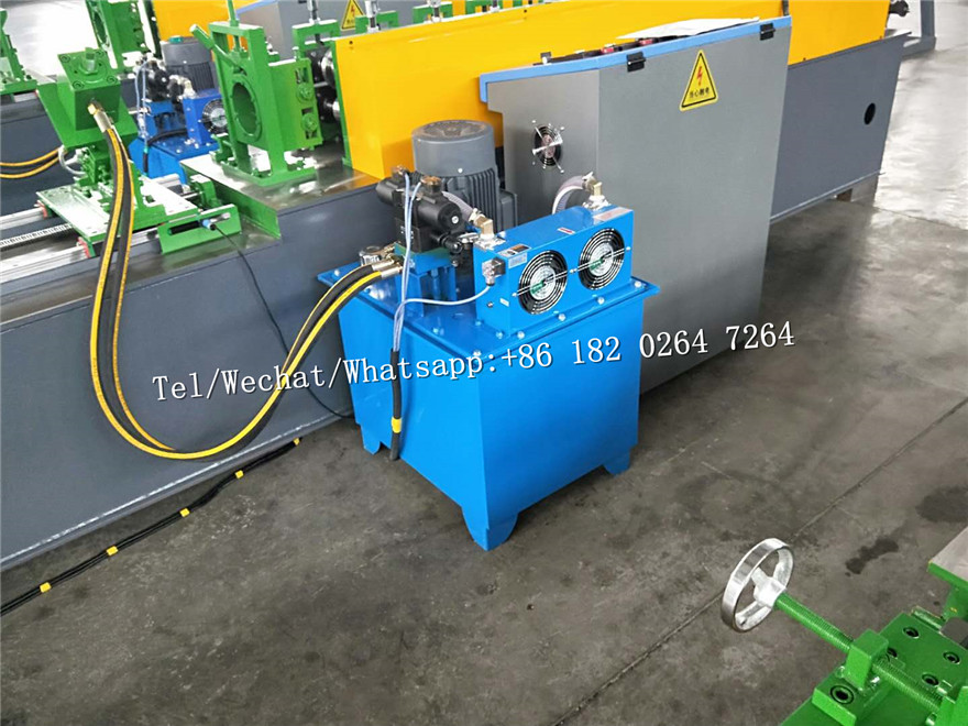 CD UD CW UW channel roll forming machine
