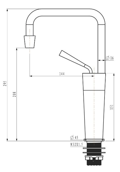 basin faucet mixers