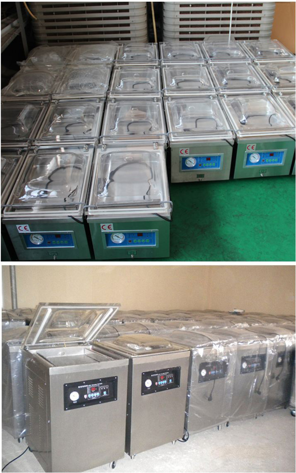 DZ400 Vacuum Packaging Machine