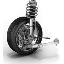 moule en aluminium de système de suspension