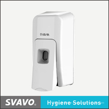 Hand Sanitizer Dispenser with Refillable Tank or Disposable Bag (VX687)