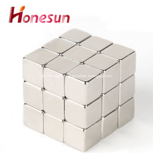 Strong NdFeB Block Shape Neodymium Magnet for Toys