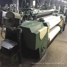 Segunda mão Original Belguim Picanol Rapier Loom Machine