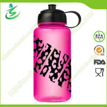 1000 Ml Tritan Sports Water Bottle with Nozzle, Sports Bottle