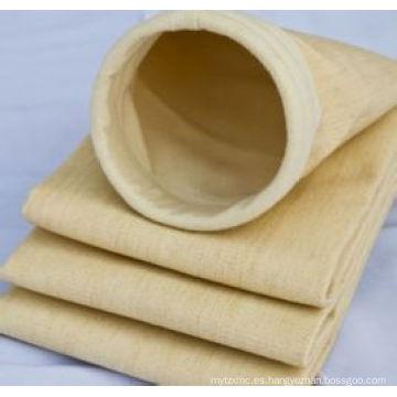 Bolsa de filtro de polvo no tejido aspirador de suministro