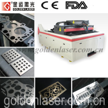 Mild Steel / Stainless Steel / Aluminum / Copper / Metal YAG Laser Cutter