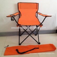 Portable Lightweight Folding Fishing Chair Camping With Cup Holder -- Hot Promotion Item