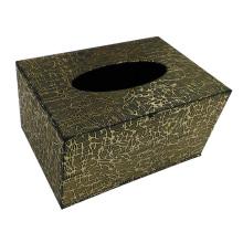 Modische Leder Tissue Box für Hotel / Büro / Gästezimmer
