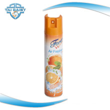 Orange Flavor Air Freshener Spray for Cleaning Indoor Air