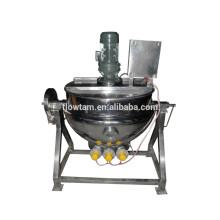 Bouilloire industrielle en acier inoxydable