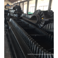 Conveyor Belts With Sidewall