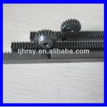 Rack de engrenagem de alta precisão M1-M12,80mm-3000mm