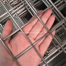 Feuille soudée de grillage en acier inoxydable 304