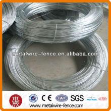 Material de construcción Alambre de hierro galvanizado / alambre de unión