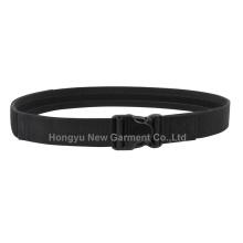Black Triple Retention Tactical Duty Belt (HY-WB003)