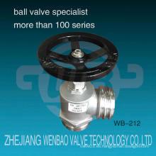 Wb-212 Wenbao Nuevo producto de acero inoxidable Hidrante Válvula Hvqrtrg Dn65 Ss304