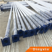Ce Folding Street Lighting Pole, Used Light Poles for Sale, Concrete Galvanized Street Light Poles