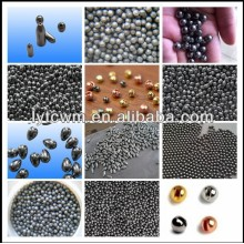 Dia2.25 Density: 18.5g/cm3 Polished Finish Tungsten Ball, Tungsten Carbide Cobalt Alloy Ball for Hunting W97nife