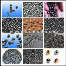 Tungsten Alloy Ball for Shooting Dia2.5mm Polished Color