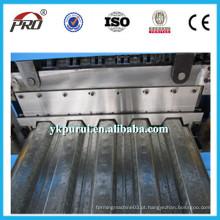 Máquina de pavimentação de pavimento em aço / Máquina de pavimentação de laminação de pavimento / Máquina de convés em aço Flopr
