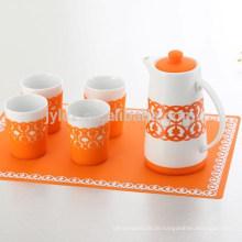 Silikon-Tee-Set mit hoher Qualität