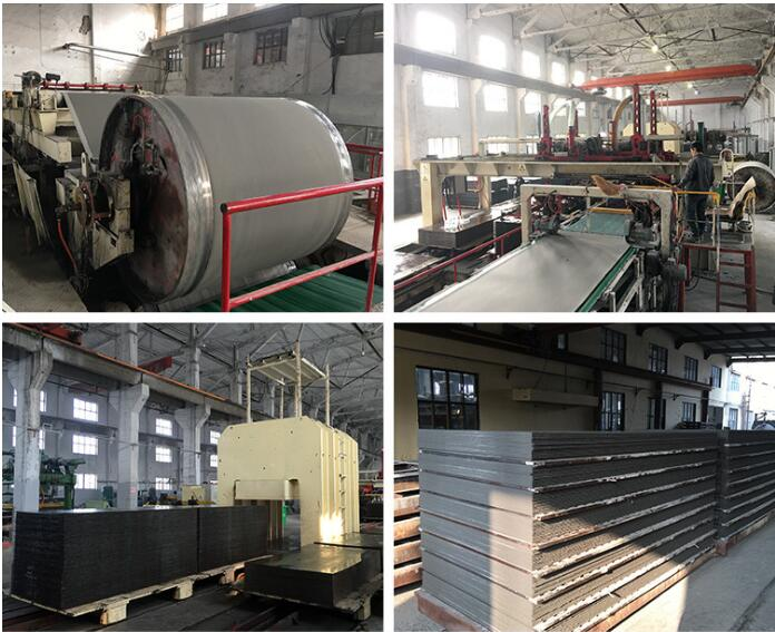 Cement board production line