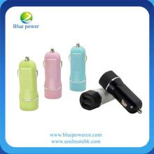 Meilleur achat Micro Usb Chargeur secteur Mini chargeur promotionnel Chargeur voiture coloré Usb Micro Chargeur voiture bon prix Double voiture