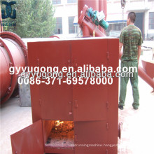 CE Approved ,Yugong Supply YGHJ Wood Chip Dryer/ Sawdust Pipe Air Dryer Machine