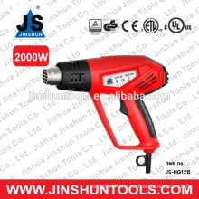 JS 2000W Electrical heat gun with good design and high quality JS-HG12B