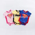 Neugeborenes Baby-Produkt-organischer Baumwollbaby-Spielanzug-Großhandelsspielanzug-Baby