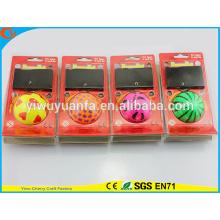 Горячий продавать различные конструкции детские игрушки наручные резиновые прыгающий мяч