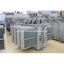 ZS serie 6500kva 50 Hz transformador de potencia rectificador China fabricante