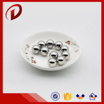 Size 9.525mm 30.163mm 1 Inch Metal Chrome Bearing Steel Ball for Heavy Industry