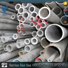 AISI 304 Tuyau duplex en acier inoxydable avec PVC