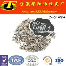 Конкурентоспособная цена кальцинированный боксит используется для огнеупорных материалов