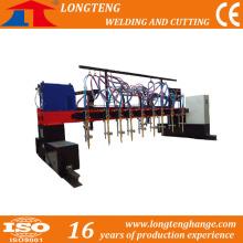 Big Gantry CNC Cutting Machine Aluminum Sheet Cutter