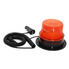 Luces estroboscópicas de vehículos de emergencia llevó lámpara magnética con encendedor de cigarros