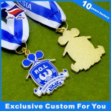 Cartoon Gift Custom Metal Medal
