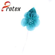 2015 populäre Hochzeit Jade Farbe Bevorzugung künstliche Blumen