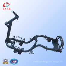 Good Quality Gymnastical Bike Parts with Metal Steel