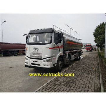 FAW 12 Wheeler 32000L Oil Revoinging Trucks