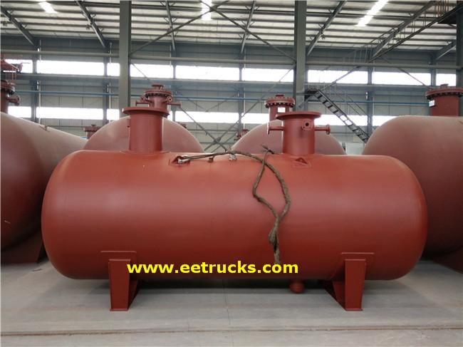 Mounded LPG Bullet Tank