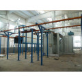 Automatic electrostatic powder spraying equipment